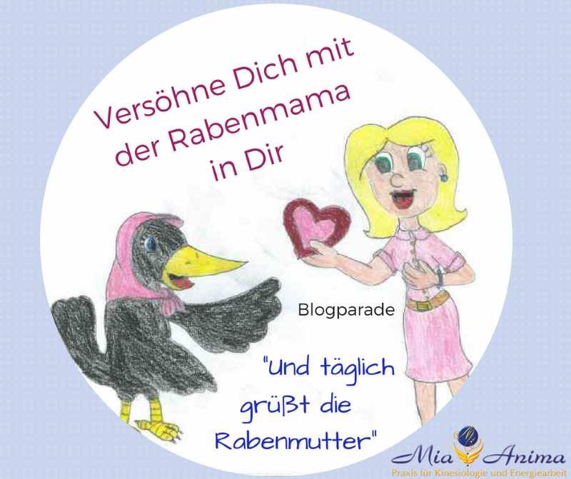 Logo Blogparade Rabenmütter