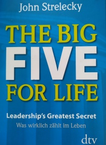 Titel the big five for life