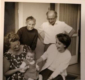 Oma Paula und Inge