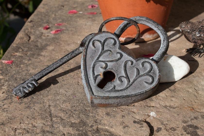 castle-Schlüssel Herz FoxDesign